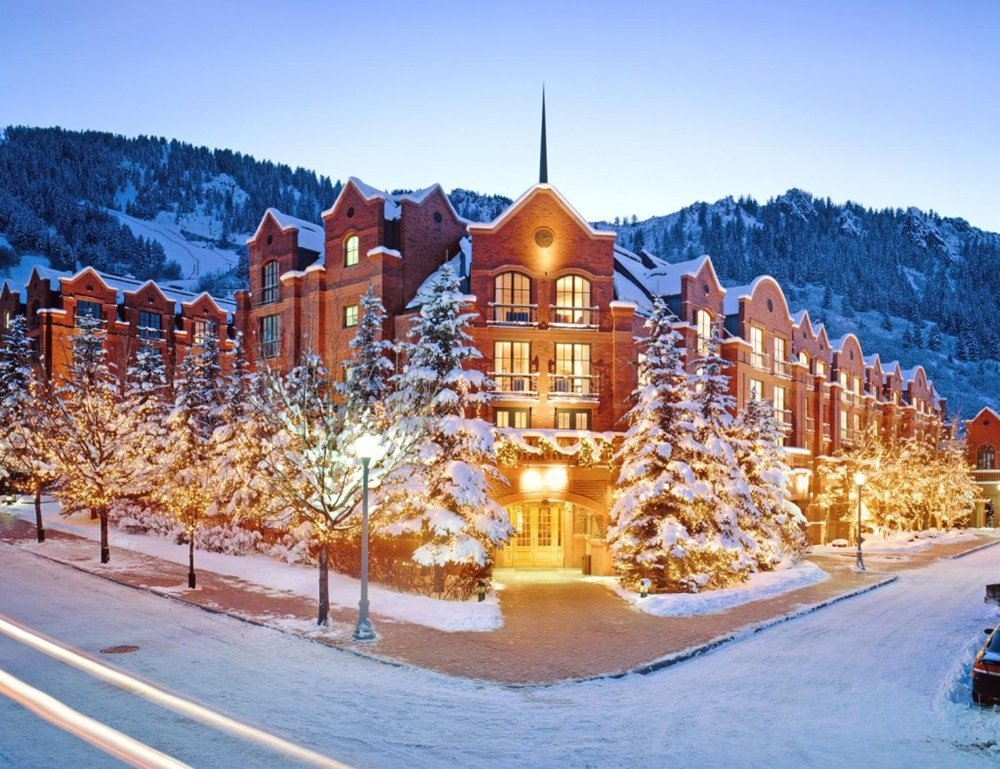St Regis Aspen Resort Snow